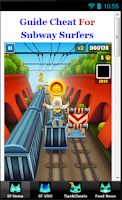 Screenshot of Cheat Guide For Subway SurfRun