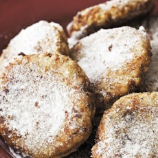 Sweet Fried Masa Cakes Recipe