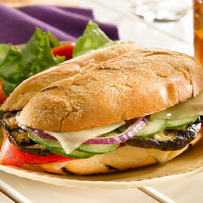 Vegetarian Cuban Sandwiches