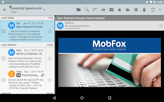 Screenshot of K-@ Mail Pro - Email App