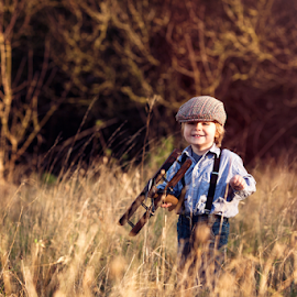 Playing by Claire Conybeare - Chinchilla Photography - Babies & Children Toddlers