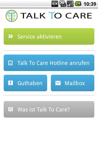 Talk To Care