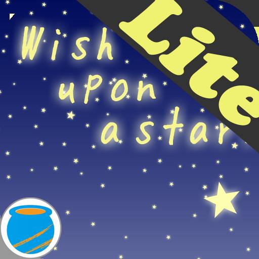 星に願いを。(Lite)〔ライブ壁紙〕 個人化 App LOGO-硬是要APP