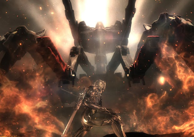 Metal Gear Rising: Revengeance to be region-locked on the PC