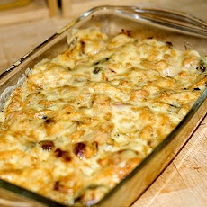 Ritz and Chicken Casserole