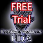 FreeStyle Recorder HDA FREE icon
