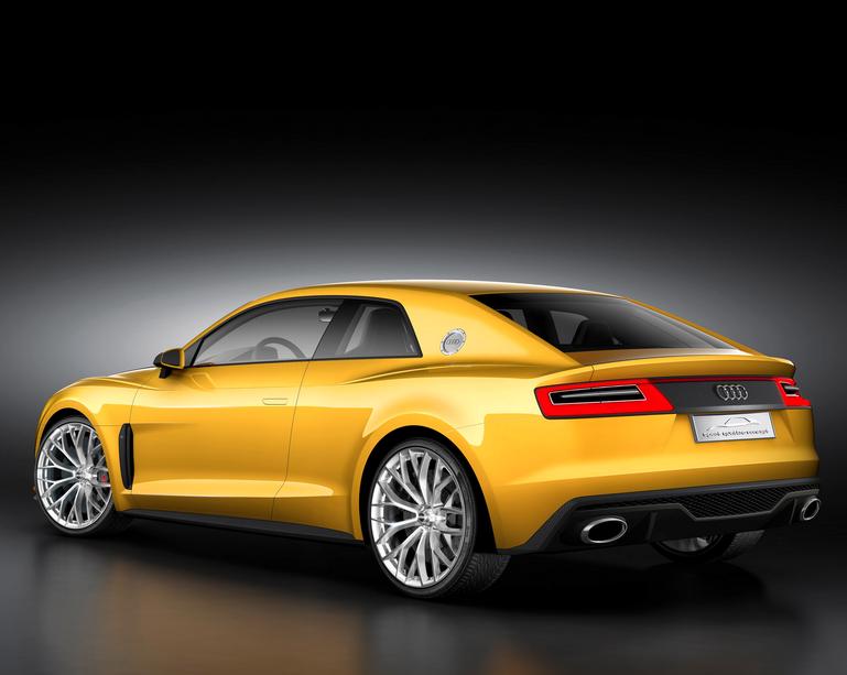 2014 Audi Quattro Sport Concept Video