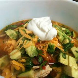 Taco Bean Soup Ranch Dressing Recipes