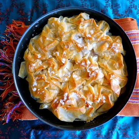 Moroccan+chicken+phyllo Recipes   Yummly