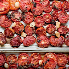 The Homemade Pantry's Roasted Tomatoes for the Freezer