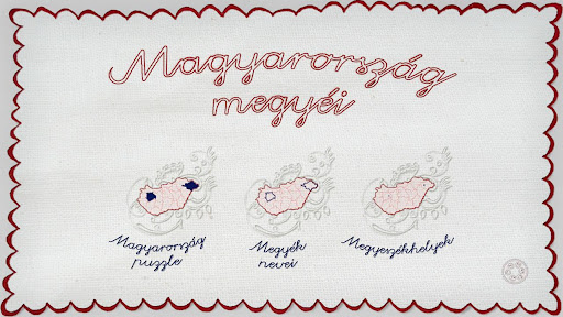 Counties of Hungary