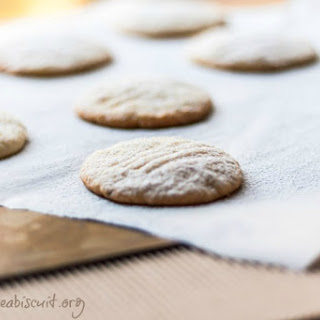 Easy Lemon Cookies - Gluten and Dairy Free