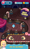 Screenshot of Alice In Jellyworld (앨리스인젤리월드)