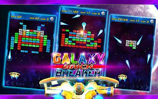 Screenshot of Brick Breaker (Deluxe)