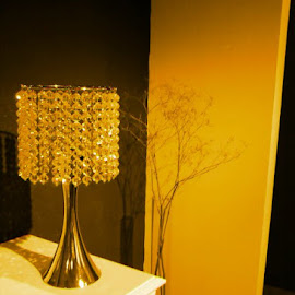 Crystal  Lamp by Jelena Djokic - Artistic Objects Furniture