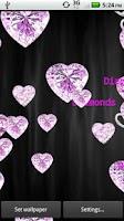 Screenshot of Diamond Hearts Live