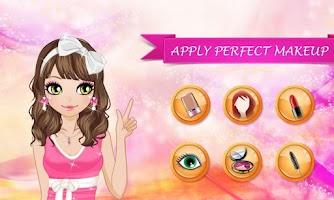Screenshot of Cute Little Girl Makeover