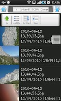 Screenshot of Content Center - File Explorer