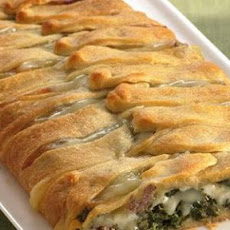 Sausage Crescent Braid