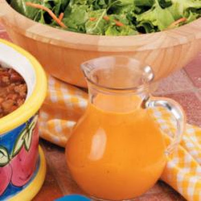Blender Salad Dressing