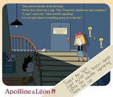 Screenshot of Apolline & Leon