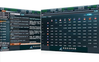Screenshot of AASTOCKS Market+