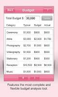 Screenshot of Wedding Planning Complete Lite