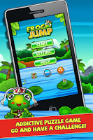 Screenshot of Froggy Jump Free - Bouncy Time