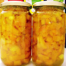 Pickled Squash