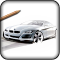 App How To Draw Cars APK for Kindle