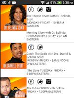 Screenshot of Radio 1000 Christian Radio