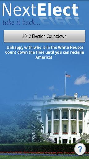 NextElect Obama Countdown 2.0