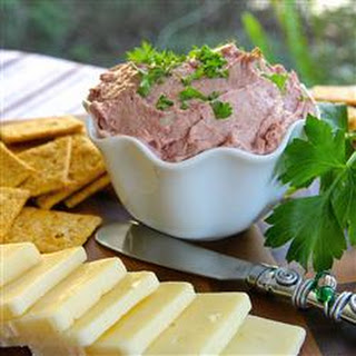 Liverwurst Pate With Cream Cheese Recipes
