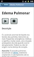 Screenshot of Ausculta Pulmonar