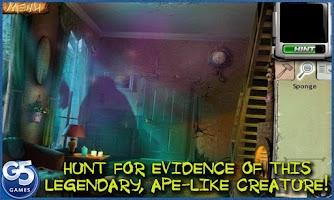 Screenshot of Bigfoot: Hidden Giant