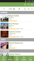 Screenshot of Istanbul Travel Guide – mTrip