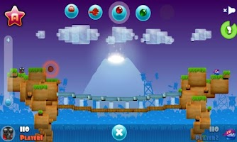 Screenshot of Jelly Wars