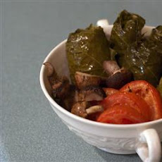 Dolmas (Stuffed Grape Leaves)