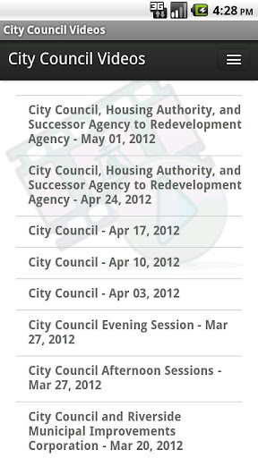 Riverside Council Videos