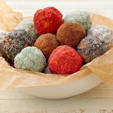 Doughnut Holes 5 Ways