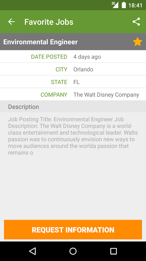 Find job offers - Trovit Jobs Screenshot 3