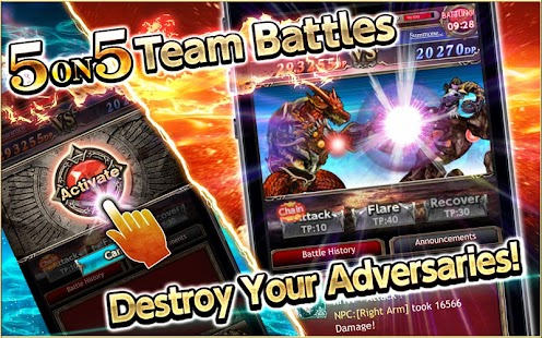 Game Dark Summoner apk for kindle fire