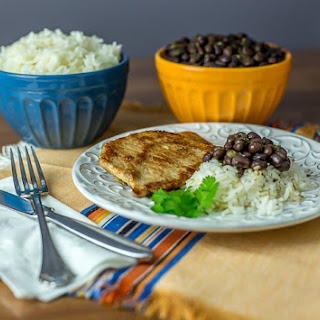 Pork Chops With Black Beans And Rice Recipes
