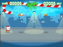 Screenshot of Santa Go