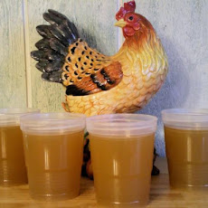 Kittencal's Best Chicken Stock/Broth (Crock Pot Option)