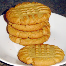 Favorite Peanut Butter Cookies