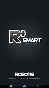 R+ Smart (ROBOTIS) Test - screenshot