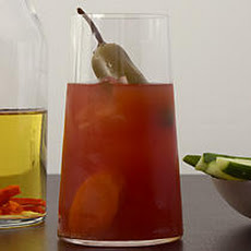 Extra-Spicy Bloody Maria Recipe