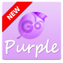 Purple GO Keyboard Theme icon