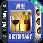 Wine Dictionary APK for Blackberry